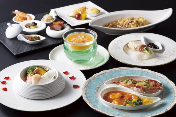 中国料理<南園>贅沢華席 2021年5月