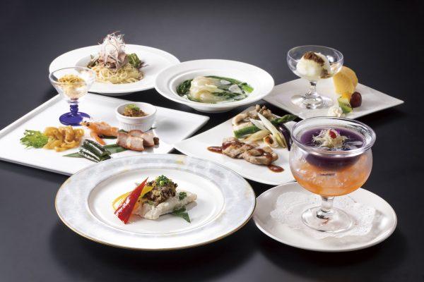 中国料理<南園>月替わりコース【好日華席】2021