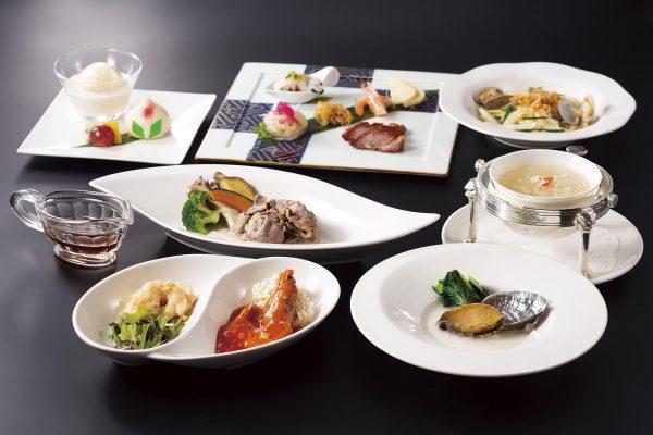 中国料理<南園>月替わりコース【満漢楽席】2021年2月,3月
