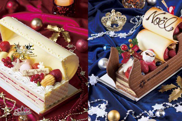 クリスマスケーキ2016 10月1日予約開始