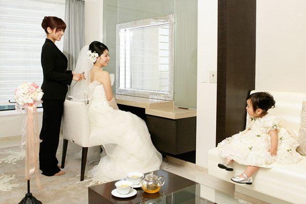 おめでた婚・ファミリー婚 限定特典