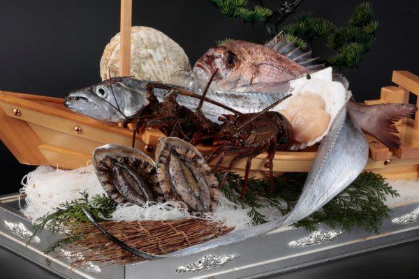 一品料理 魚介