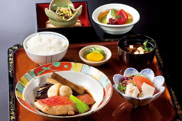 【平日限定ランチ】煮魚定食