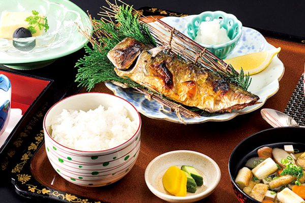 【平日限定ランチ】焼き魚定食