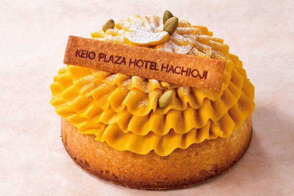 【マンスリーケーキ】かぼちゃのタルト