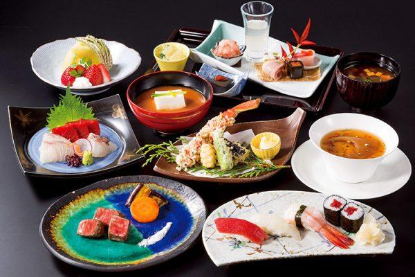 【海山リニューアルオープン記念会席】「味の饗宴(あじのきょうえん)」