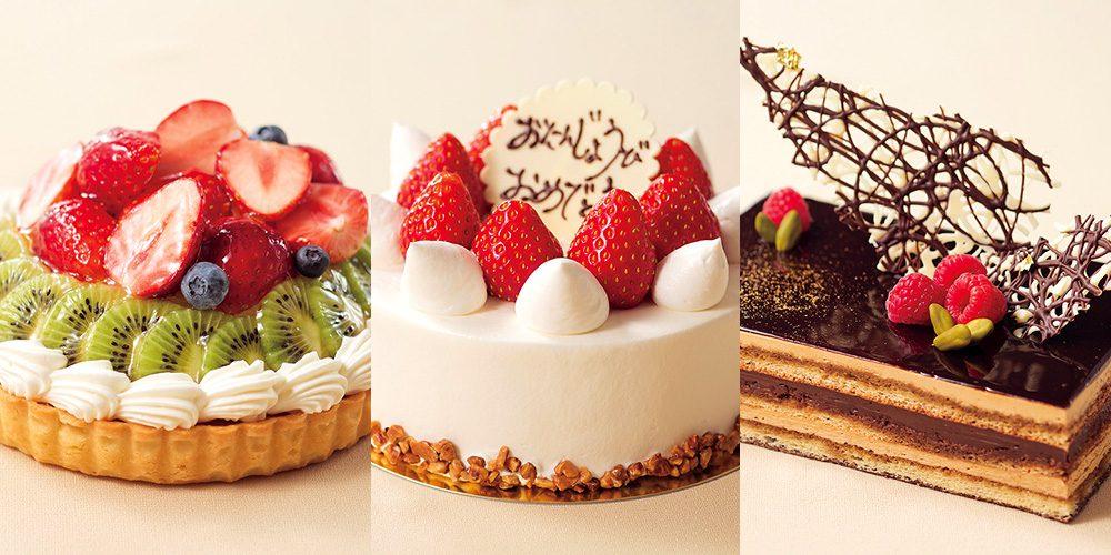パティシエが贈るオリジナルケーキ