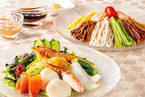 6月・7月・8月【夏の人気麺】