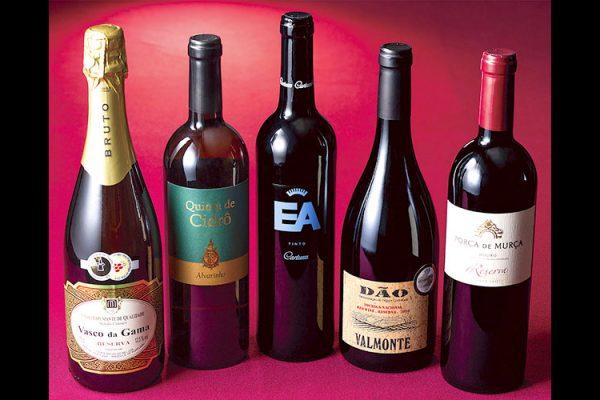 ソムリエ 高山勝成が贈るワインの夕べ~ポルトガルワイン~