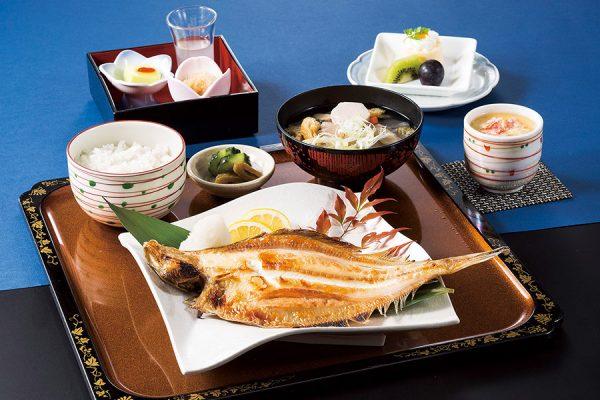 【平日のみ・数量限定ランチ】 10月「焼魚定食」