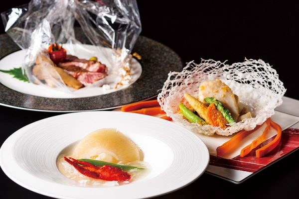 中国料理〈南園〉が贈る「秋の賞味会」