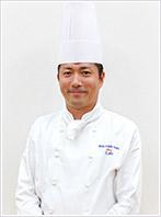料理長 阿部 貴康