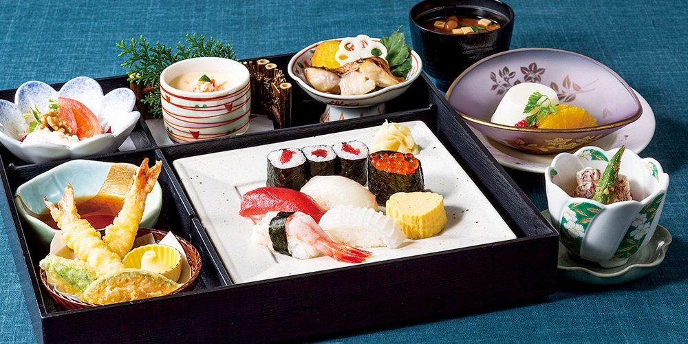 ランチ・15食限定 「八一鮨御膳」