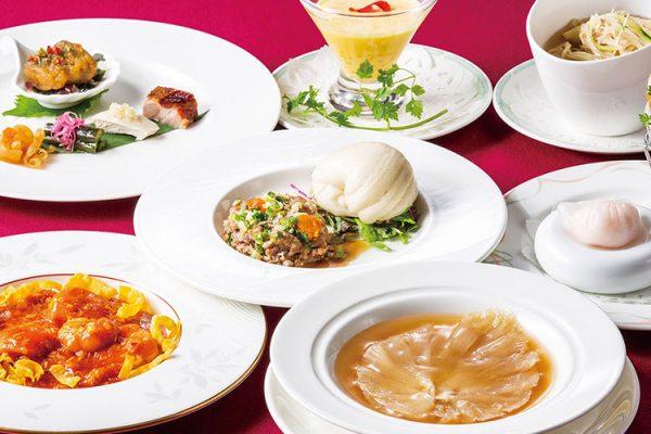 中国料理<南園> 個室限定「忘・新年会プラン」