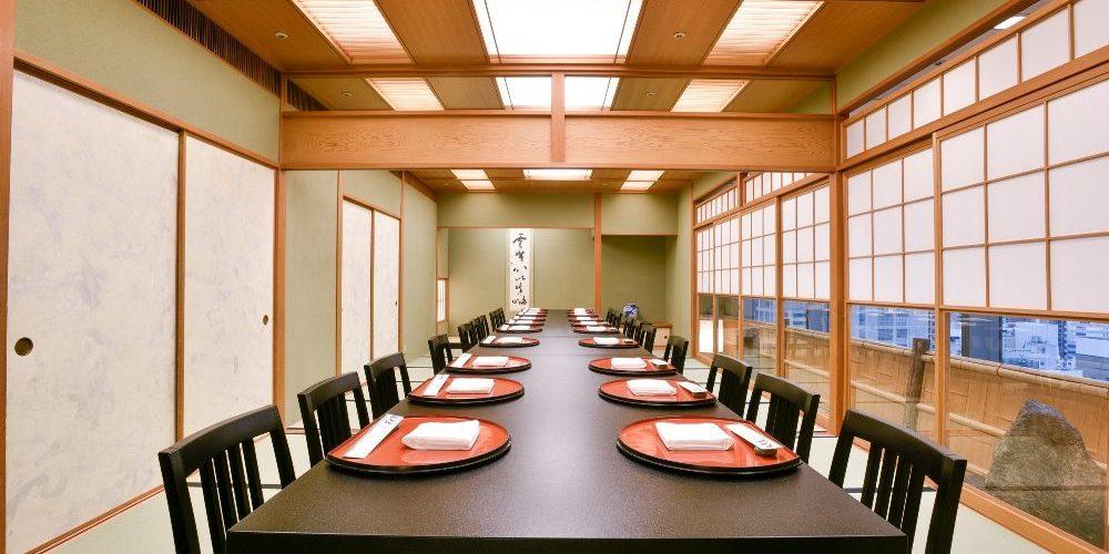 【レストラン】 ランチタイム限定・平日個室プラン