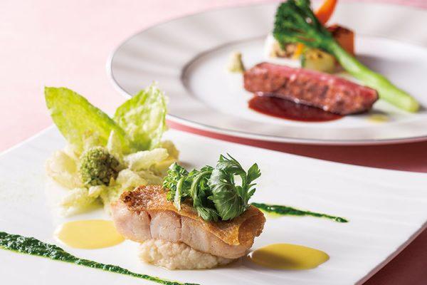 開業25周年記念「総料理長 石田政士が贈る春の晩餐会」