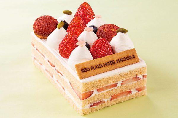 【マンスリーケーキ】さくらショートケーキ