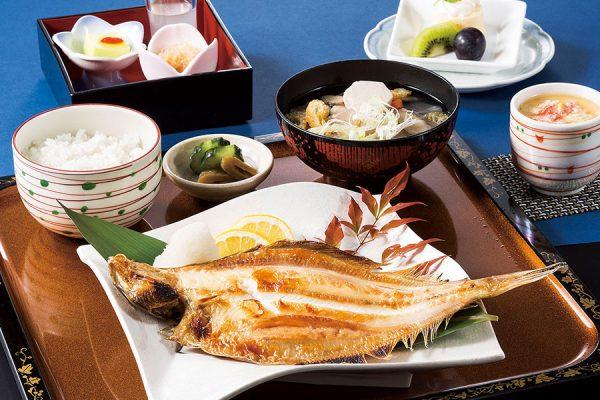 【平日のみ・数量限定ランチ】 4月「焼魚定食」