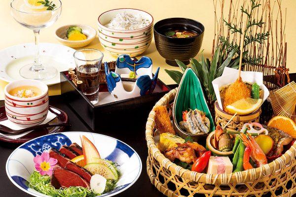 【5月】「皿鉢御膳(さわちごぜん)」