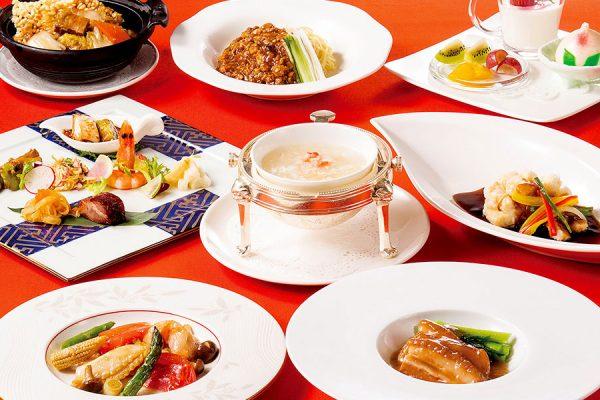 【5月】中国四大料理フェア 「皇帝(こうてい)」