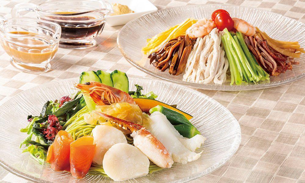 【8月】夏の人気麺