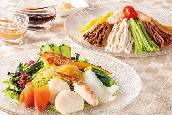 【6月・7月・8月】夏の人気麺