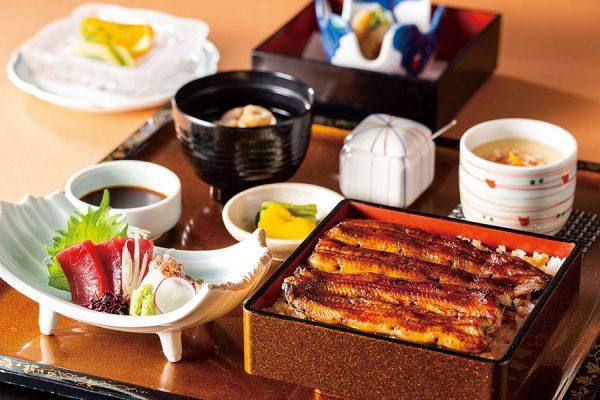 【6月】鰻御膳(うなぎごぜん)・鰻重(うなじゅう)