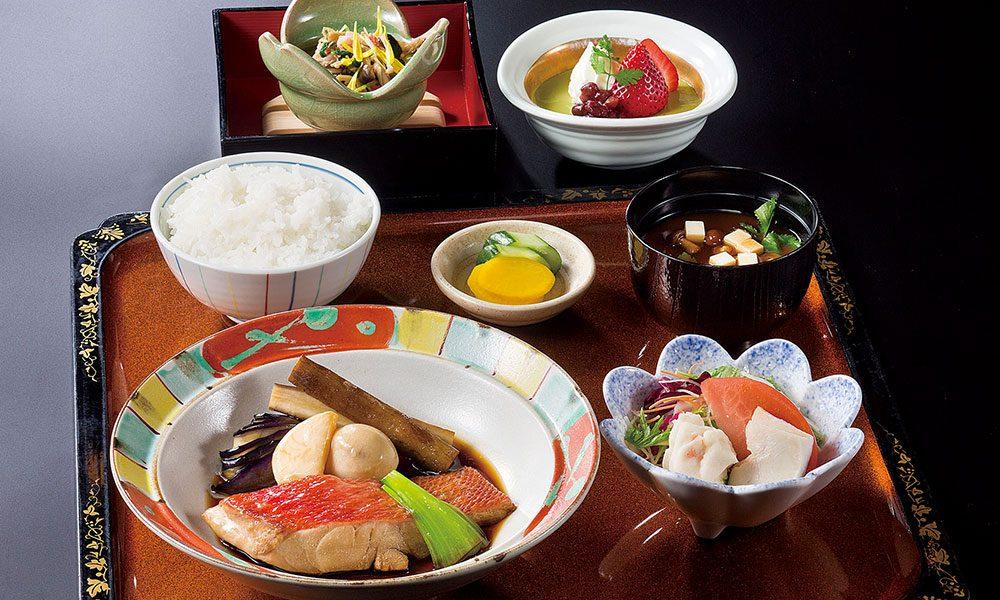【平日のみ・数量限定ランチ】 6月「煮魚定食」
