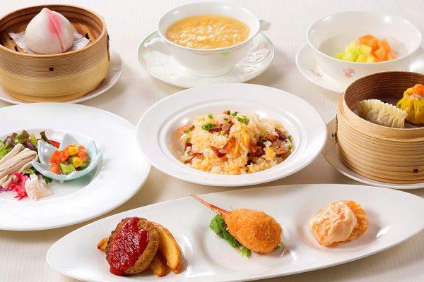 【10月・11月】七五三のお祝いメニュー お子様料理「福」