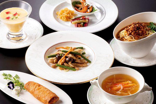 【11月】中国四大料理「楊貴妃(ようきひ)」