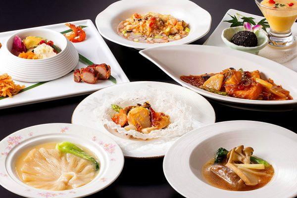 【11月】中国四大料理「皇帝(こうてい)」