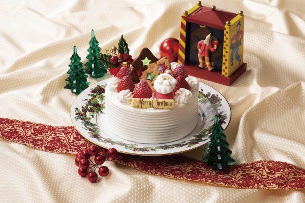 クリスマスケーキ 2020 image