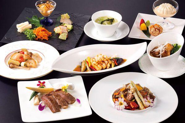 【7月】沖縄と中国料理の融合「琉球(りゅうきゅう)」