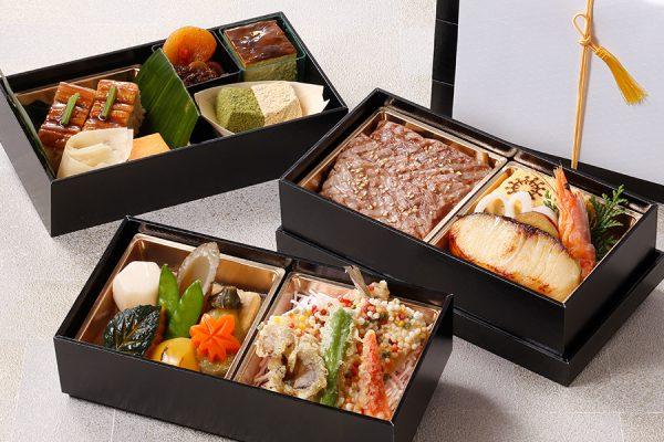 京王プラザホテル八王子 テイクアウト和食三段重 ※数量限定