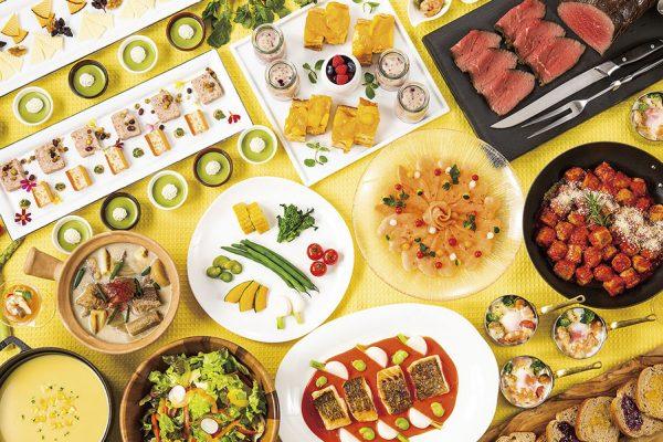 レストラン<ル クレール>ディナーバイキング 2020