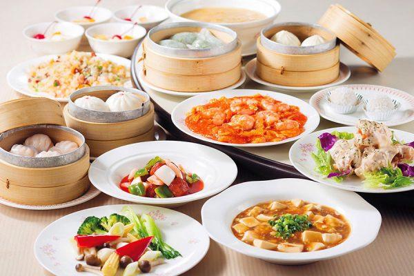 中国料理<南園>土・日・祝日ランチ限定「ファミリーオーダーバイキング」