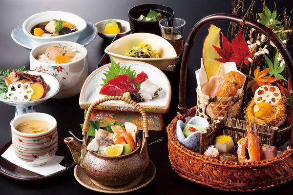 【9月・10月】「松茸御膳」