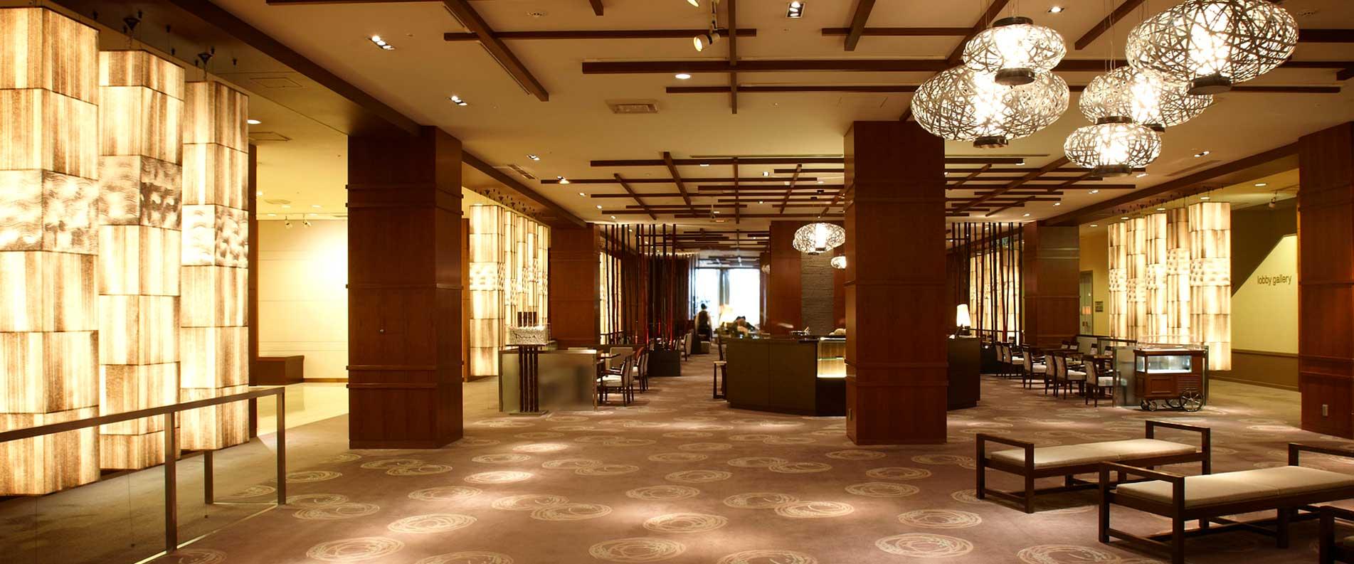 ロビーギャラリー|新宿のホテルなら京王プラザホテル【公式サイト】