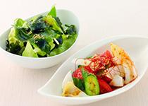 わかめサラダ・韓国サラダ
