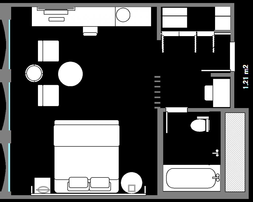 plazadeluxe_double_layout