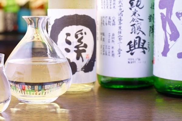 日本酒バー<天乃川>
