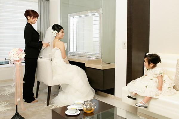 With! Baby WEDDING プラン