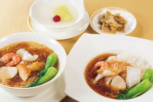 『魚翅宴』(ゆいちーえん)