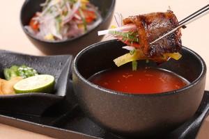 つけ焼肉用スープ