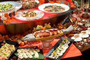【9月】 ディナーブッフェ ホテルで楽しむ秋の味覚