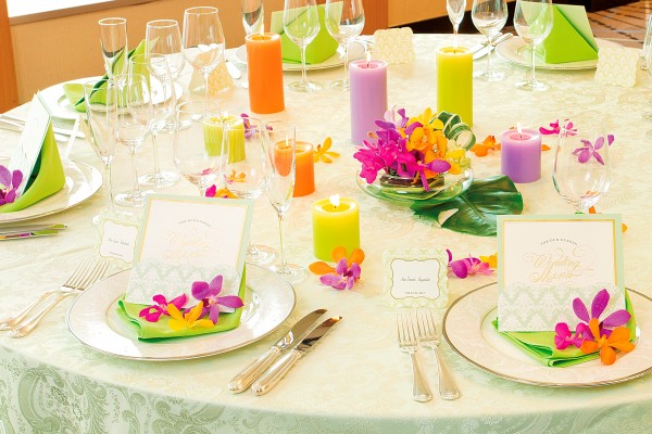 『TROPICAL  WEDDING』プラン ※7月、8月、9月ご検討の場合は挙式料をプレゼント(最大20万円)