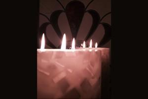 Jun's Light Candles 米澤 純 キャンドル展 ー小樽、クリスマスの雪あかりー