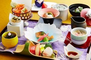 日本の四季の美味を味わう特別ランチ 久保田一竹の世界展