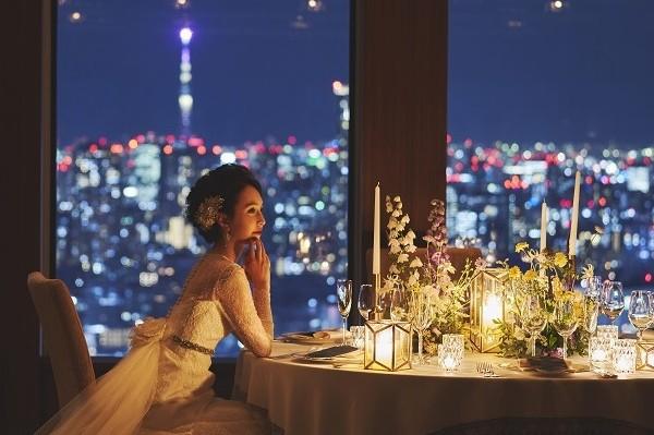 Night Wedding Plan