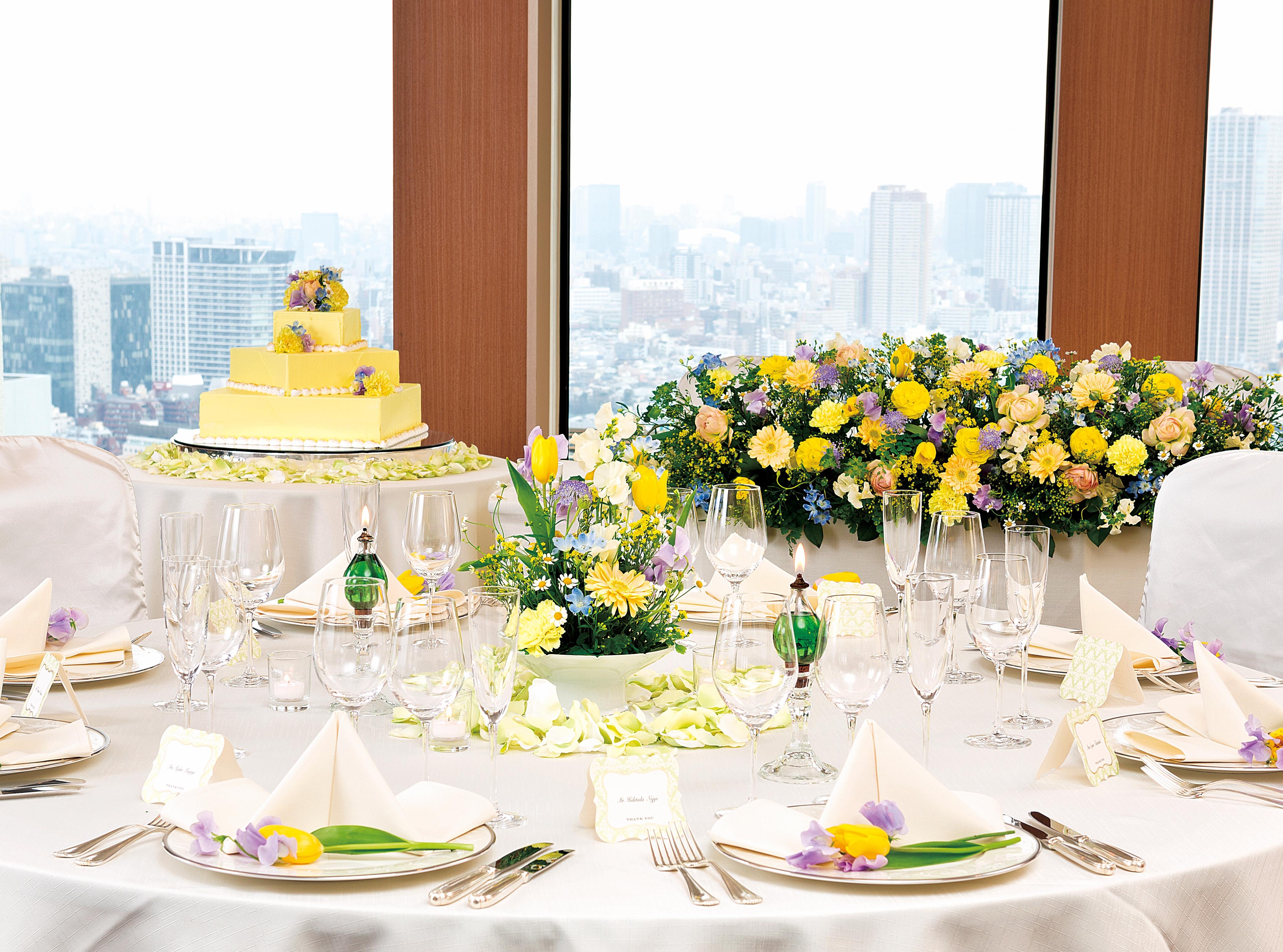 Spring  Wedding  Plan